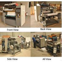 Quality ATM Shaftless Paper Slitter And Rewinder Machine for sale