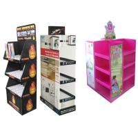 Quality Corrugated cardboard pallet display for retail store promotion, creative Point Of Sale displays for sale