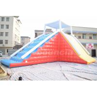 China Durable Inflatable Water Sport Game / Inflatable Climbing Tower For Sale on sale