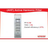 Quality 400V/50A  Active Harmonic Filter APF PF 0.99 with RS485 Network Communications Ports for sale