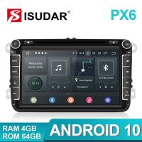 Quality Touch Screen 4GB RAM 64GB ROM Car DVD Player for VW for sale