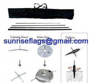 Best Flag pole and base wholesale