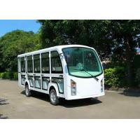 Buy cheap Electric Sightseeing Cart For 14 Passenger AC System With Door from wholesalers