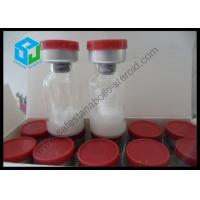 White Solid Muscle Building Peptides Supplements Bodybuilding Pharmacological Raw Material