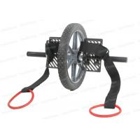 China Big Single Wheel Ab Roller Wheel Rebel Sport Advanced Muscles Worked on sale