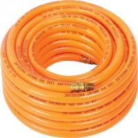 Quality China direct sell cheap polyester woven fibre reinforced plastic pvc high pressure spray hose for spray pesticide for sale
