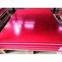 Quality Excellent Arc resistance GPO-3 sheet used in Switch cabinet for sale