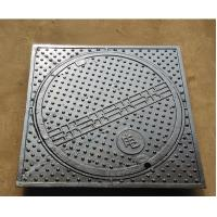 Buy Single Seal with Closed Keyways Ductile Iron Manhole Cover Frame Medium Duty 12 at wholesale prices