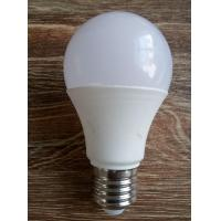 LED  A60 bulb 8w BULB mostly used in house office plastic cover aluminum 30000 hours 2 years warranty Ra80 600 lumen
