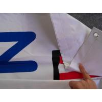 China PVC Banner / PP Paper / KT board exhibition banner printing for window advertising on sale