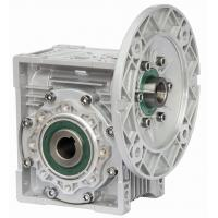 China Aluminum Cast Iron NMRV 063 Worm Shaft And Worm Wheel Gearbox Speed Reducer on sale