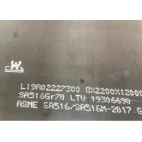 Quality Plate Astm A36 ASTM AISI Standard Cold Rolled Ms For Boiler Construction for sale