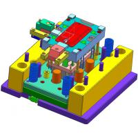 Mobile phone mold for molding and provides total plastic solution services for enterprises