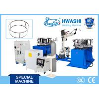 Best Six Axis CO2 MIG Welding Robot For Coffee Table  Bracket With Automatic Positioner wholesale