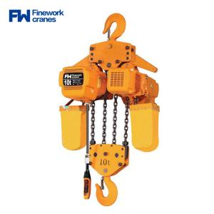 Quality Lifting height 600m Electric Chain Block With Wireless Control for sale