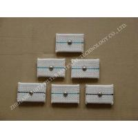 Quality cotton sifter cleaner pads for sale