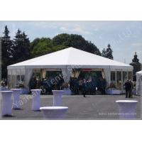 Quality Aluminum Frame Gazebo Canopy Tents , Outdoor Canopy Gazebo Party Tent for sale