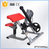 Buy cheap plate loaded gym equipment Biceps Curl machine,commercial Biceps Curl from wholesalers