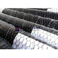 """Quality 1 Mm Wire 1"""" Mesh Size Chicken Wire Netting Fence High Corrosion Resistance for sale"""