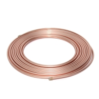 Quality Manufacturers refrigeration 6mm Heat Exchanger Copper Pancake for sale