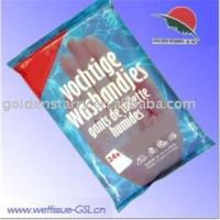 China Disinfective wet wipes on sale