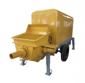 Quality 2500KG 20M 30m3/h Mini Concrete Conveyer Pump Trailer for sale
