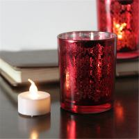 Buy 2015 new home craft glass,wedding decorations candles glasses at wholesale prices