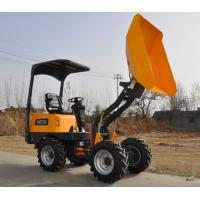 China Hydraulic Mini 1Ton Dumper With Rubber Track For Sale on sale