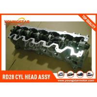 China NISSAN RD28 908501 Complete Cylinder Head , Diesel Engine Cylinder Head on sale