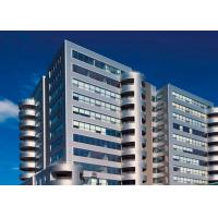 China Easy Installation Aluminum Curtain Wall For High Rise Buildings / Large Public Buildings on sale