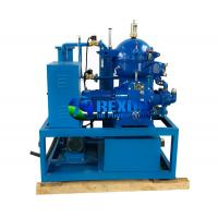 Quality Waste Dirty Industrial Oil Purifier with Centrifugal Oil Water Separator for sale