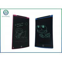 Buy cheap 8.5'' / 12'' Electronic LCD Writing Tablet With Stylus Holder / LCD Drawing Tablet from wholesalers