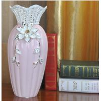China Modern decorative ceramic vase,flower vase,porcelain vase on sale