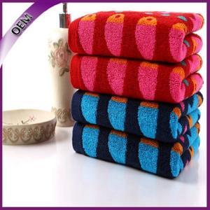 Quality wholesale high quality good feelings fashion custom 100% cotton golf towel for sale