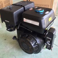 Quality 420cc 190f 15hp Small gas engine with Horizontal Shaft Air Cooled for sale