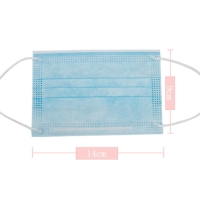 Quality Multi Layered Non Stimulating Children Face Mask for sale