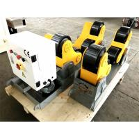 Quality Self Aligned Rotator Turning Rolls For Tank Boiler Wind Tower Welding Fabrication for sale