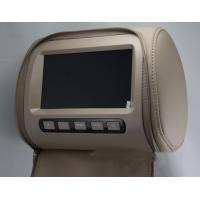 HD Digital Screen Mobile Headrest DVD Player 1065g Weight PAL / NTSC Video Frequency