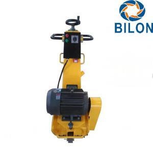 Quality 7.5KW Concrete Scarifier Machine Asphalt Pavement Small Milling Machine for sale