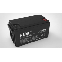 Quality Diesel Rotary UPS 12v 65ah High Rate Discharge Battery for sale