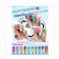 Temperature Change Nail Polish Images Images Of