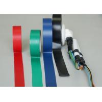 Quality Red / Green / Blue / Black Wire Harness Tape For Ventilation And Air Conditioning for sale