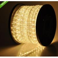 Best led duralight 2 wire warm white christmas decorative rope lights wholesale