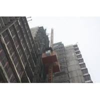 China Quick Lifting Speed Temporary Passenger Elevators For Building Construction on sale