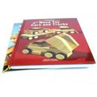 China pantone color printing C1S glossy art paper Childrens Book Printing Service with 400gsm on sale