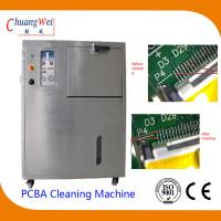 Quality Circuit Board Cleaning Equipment 360°Rotate Jet Clean And Compressed Air Blow Dry Mode for sale