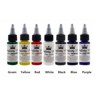 Buy 30ml Liquid Permanent Tattoo Ink , Multiple Colors Natural Tattoo Ink at wholesale prices