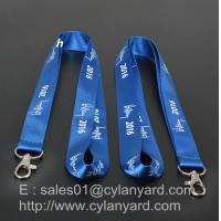 Best Durable Blue Nylon Neck Ribbon directly from China nylon lanyard factory wholesale