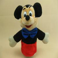 Quality Mickey Mouse Hand Puppet Plush Toys for sale