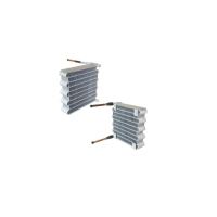Quality AC380V Microchannnel  Heat exchanger Coil Pipe For WaterChillerSystem for sale